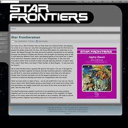 Star Frontiersman | Magazine!
