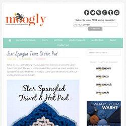 Star Spangled Trivet & Hot Pad