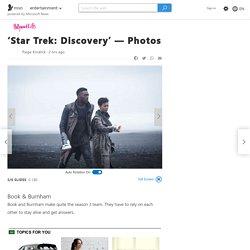 'Star Trek: Discovery' — Photos