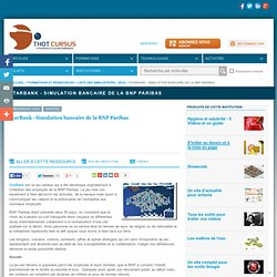 StarBank - Simulation bancaire de la BNP Paribas