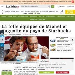 La folle équipée de Michel et Augustin au pays de Starbucks, Conso - Distribution