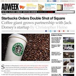Starbucks Sells Square Readers For $10