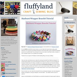 Fluffyland Craft & Sewing Blog « photos of my adventures in sewing, crafts, and narwhal creation
