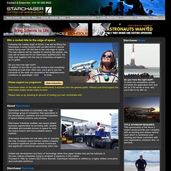 Starchaser Industries Ltd
