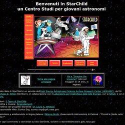 StarChild: un Centro Studi per giovani astronomi