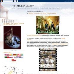 "// STARCK'IN BLOG \\: STARCK // Fauteuil LOU READ ""Domeau & Pérès"""