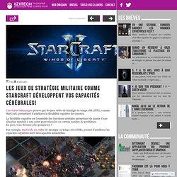 StarCraft excite les capacités cérébrales des joueurs!