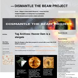 DISMANTLE THE BEAM PROJECT