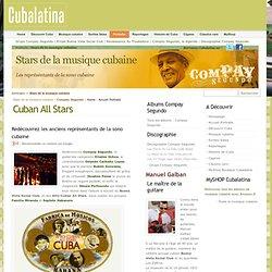 Stars cubaines - Cubalatina