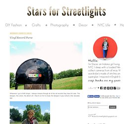 DIY Fashion and Craft TutorialsStars for Streetlights