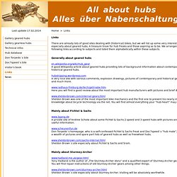 all about hubs
