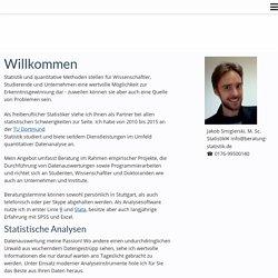 Start - Datenanalyse mit R, STATA & SPSS