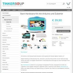 Start Hardware Kit mit Arduino und Zubehör