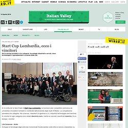 Start Cup Lombardia, ecco i vincitori