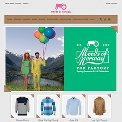 Moods of Norway - Happy clothes for happy people!