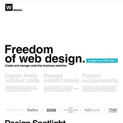 Start Now – Webydo