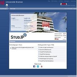 Start page - Universität Bremen