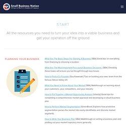Start — Small Business Nation