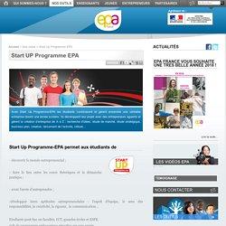 Start UP Programme EPA