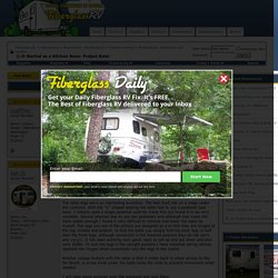 It Started as a Kitchen Reno- Project Boler - Page 4 - Fiberglass RV