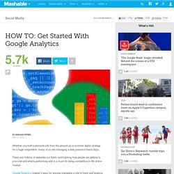 HOW TO: Use Google Analytics