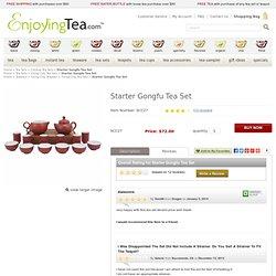 Starter Gongfu Tea Set