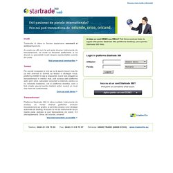 Startrade 360 Web