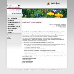 Startseite: Lernen in Vielfalt: Bildungsserver Rheinland-Pfalz