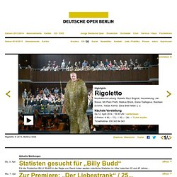 Deutsche Oper Berlin