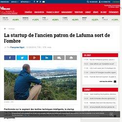 La startup de l'ancien patron de Lafuma sort de l'ombre