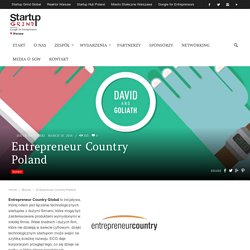 Entrepreneur Country Poland