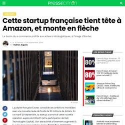 Cette startup française tient tête à Amazon, et monte en flèche