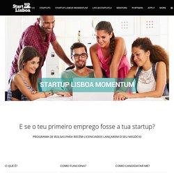 Startup Lisboa Momentum