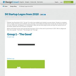 50 Startup Logos from 2010