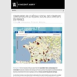 Startupers.fr le réseau social des startups en France