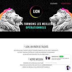 Startups — LION