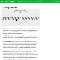 Startupzionario