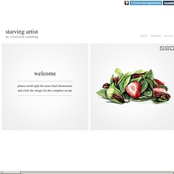 Starving Artist Recipes
