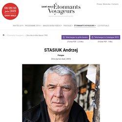 STASIUK Andrzej - Etonnants Voyageurs