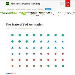 The State of SVG Animation : Adobe Dreamweaver Team Blog