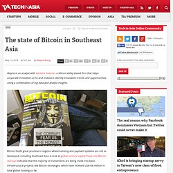 The state of Bitcoin in Southeast Asia