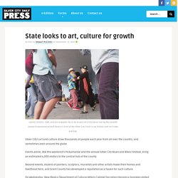 State looks to art, culture for growth