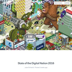 State of the Digital Nation 2016 - Marvel