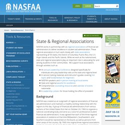State & Regional Associations