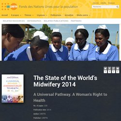 State of the World's Midwifery 2014
