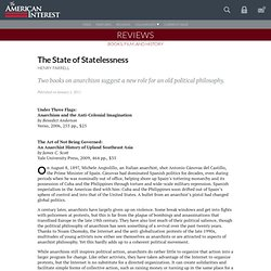 The State of Statelessness - Henry Farrell