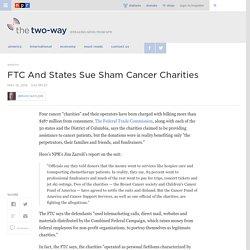 Sham Cancer Charities