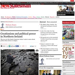 Creationism and political power in Northern Ireland
