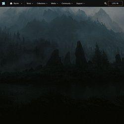 Static Mesh Improvement Mod - SMIM at Skyrim Nexus