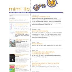 Statics: Publications Archives
